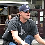 Photos of Leo on a Bike in London