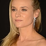 Diane Kruger wore Chanel jewels to celebrate the brand in NYC.