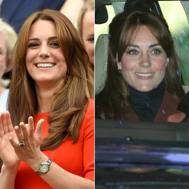 What Do You Think of Kate's New Bangs?