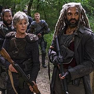 Carol and Ezekiel, The Walking Dead