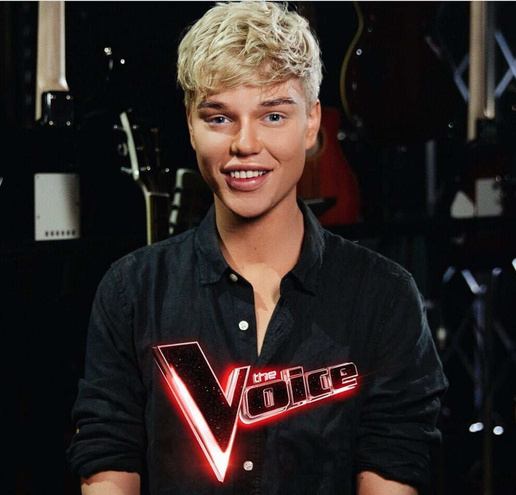 Who is Jack Vidgen The Voice