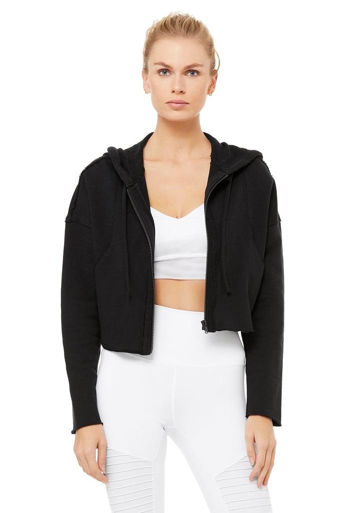 Alo Yoga Cruiser Cropped Jacket