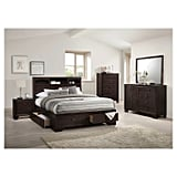 Madison II Queen Bed With Storage