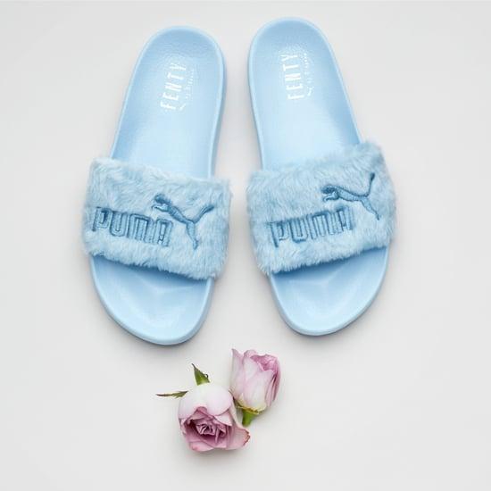 Rihanna Fenty x Puma Furry Sandals
