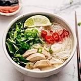 Instant Pot Chicken Pho Noodle Soup