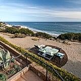 Britney Spears's Malibu Airbnb