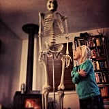 Only Decorate With Life-Sized Skeletons