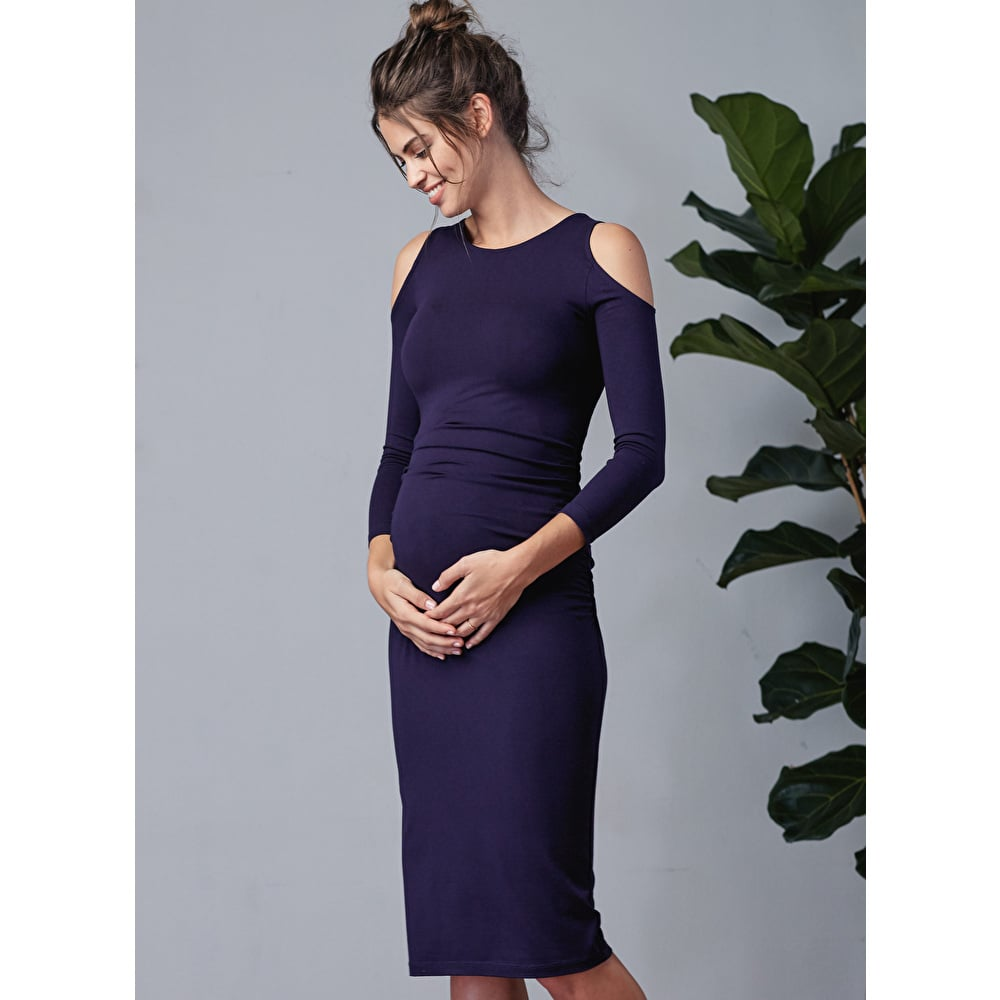 664362f4608cf Best Maternity Dresses For Wedding Guests | POPSUGAR Family
