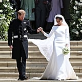 Harry and Meghan's Wedding Outfits