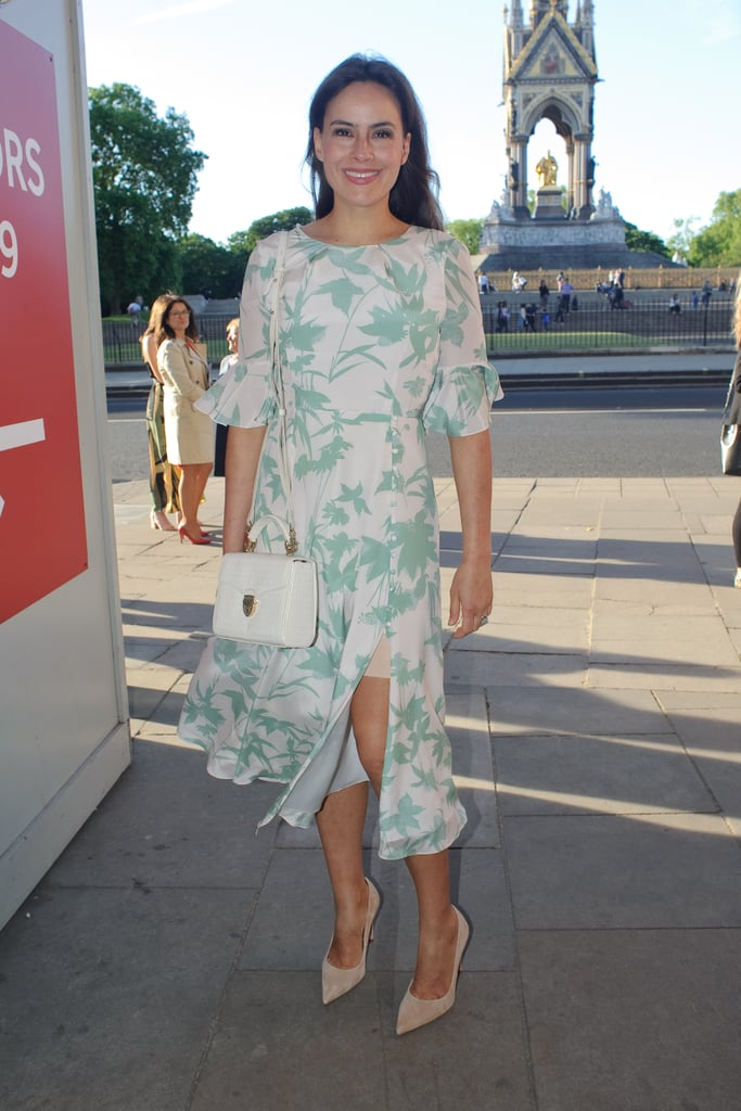 Sophie Winkleman at a Performance of Cinderella at the Royal Albert Hall in June 2019