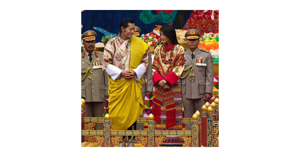 royal wedding in bhutan essay Bhutanese children preform during a full dress rehearsal, for the royal wedding  picture: afpsource:afp bhutan's king, who will marry today.