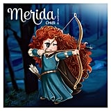 Disney Merida Chibi