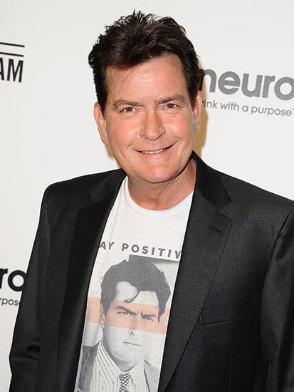 Charlie Sheen's Daughters Are All Grown-Up in Smiley Family Photo