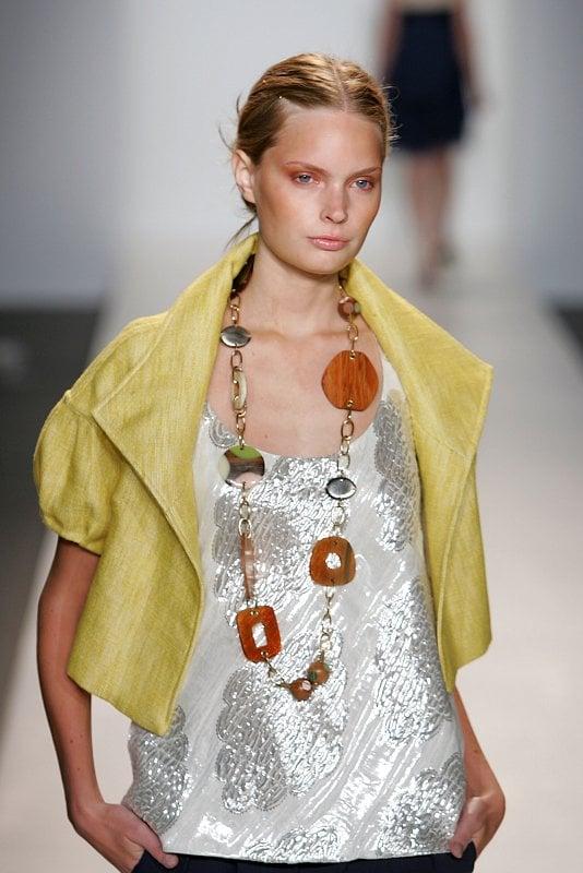 New York Fashion Week Trend Alert: Jeweled Necks