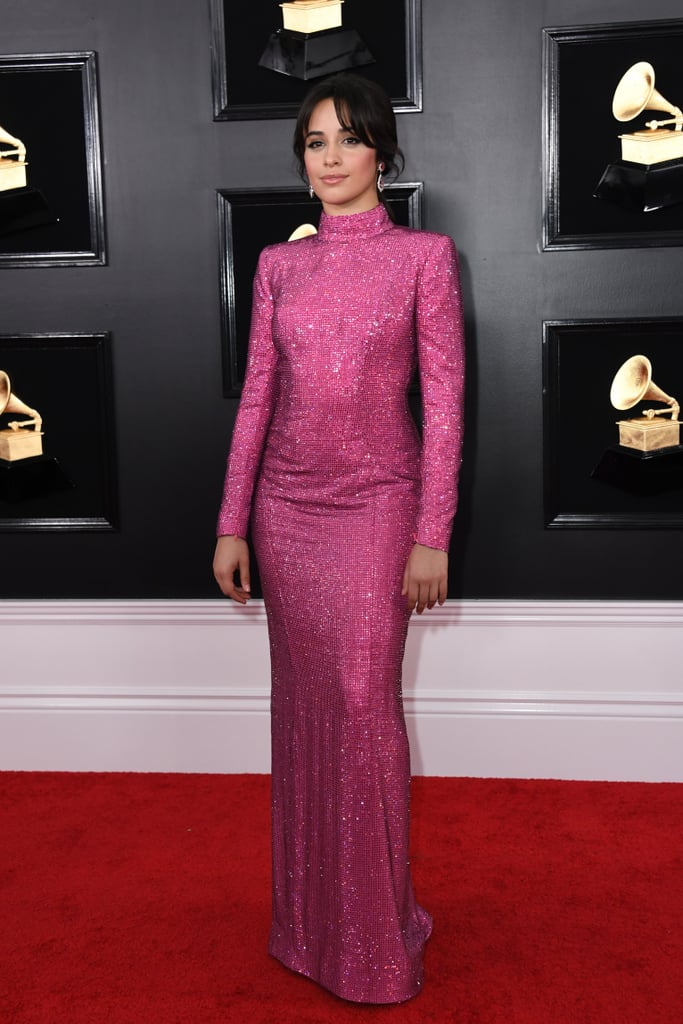 Camila Cabello at the 2019 Grammy Awards