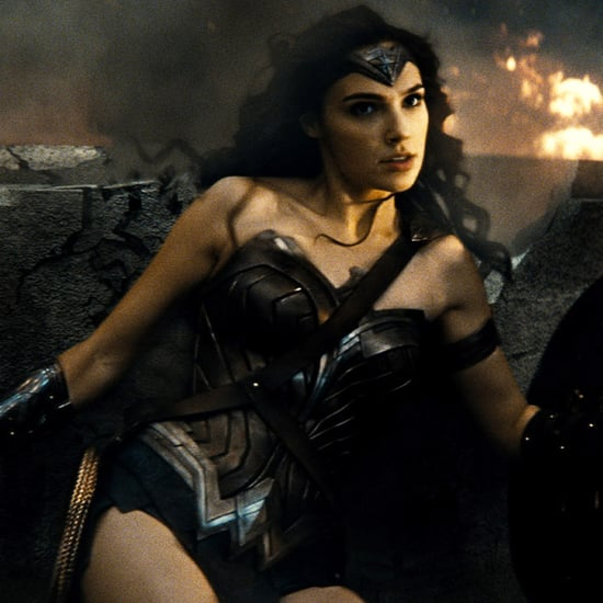 How Is Wonder Woman in Batman v Superman?