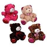 Fuzzy Friends Valentines Chocolate Scented Bears