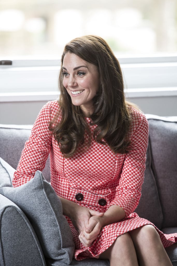 Kate attended a parent support group in March in London.