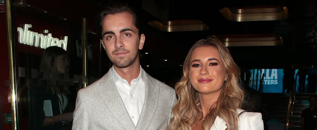 Dani Dyer and Sammy Kimmence's Son's Name