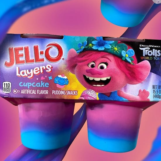 Shop Trolls Cupcake-Flavored Jell-O Layers Pudding Snacks