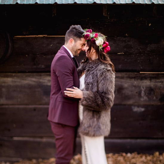 Christmas Barn Wedding