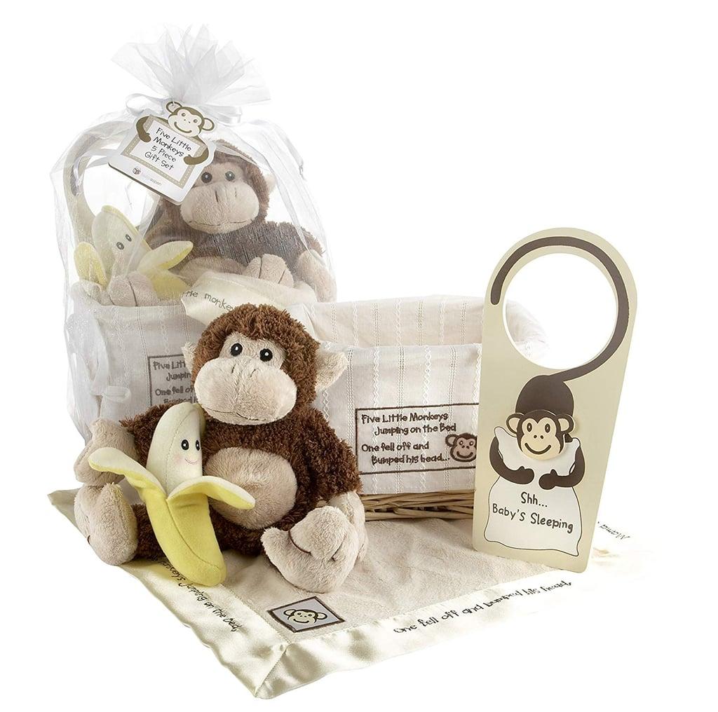 Little Monkey Gift Set