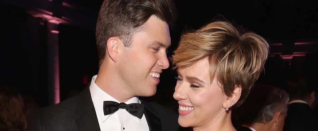 Scarlett Johansson and Colin Jost Make Their Public Debut as a Couple After 6 Months of Dating