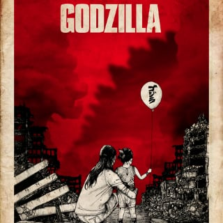 Godzilla Movie Posters