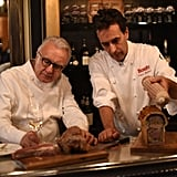 Alain Ducasse Doled Out French Bistro Staples