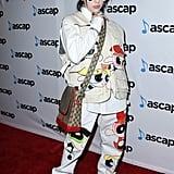 2019 ASCAP Pop Music Awards Red Carpet Billie