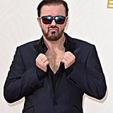 June 25 — Ricky Gervais