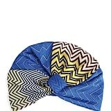 A Printed Turban