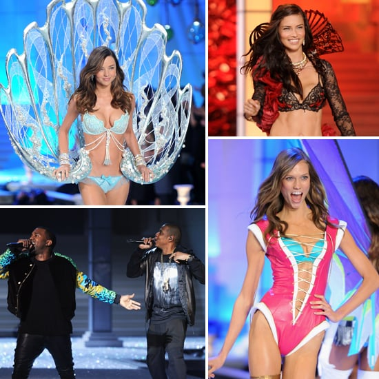 2011 Victoria's Secret Fashion Show Runway and Performance Sexy Pictures