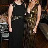 Eugenie attended a VIP dinner for the Arts Club with singer Ellie Goulding in 2016.