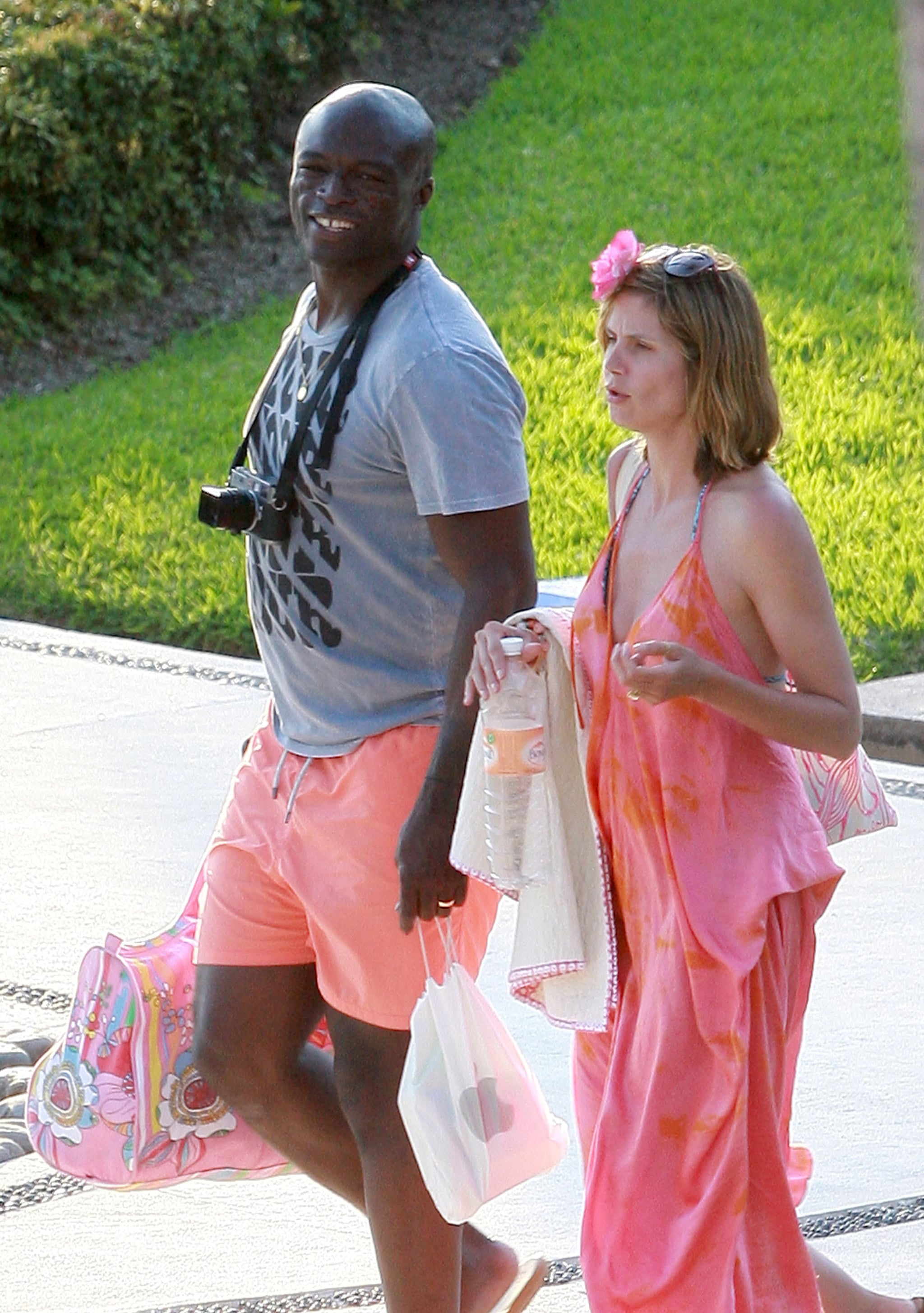 Heidi Klum and Seal got married! Again! | Daily Contributor