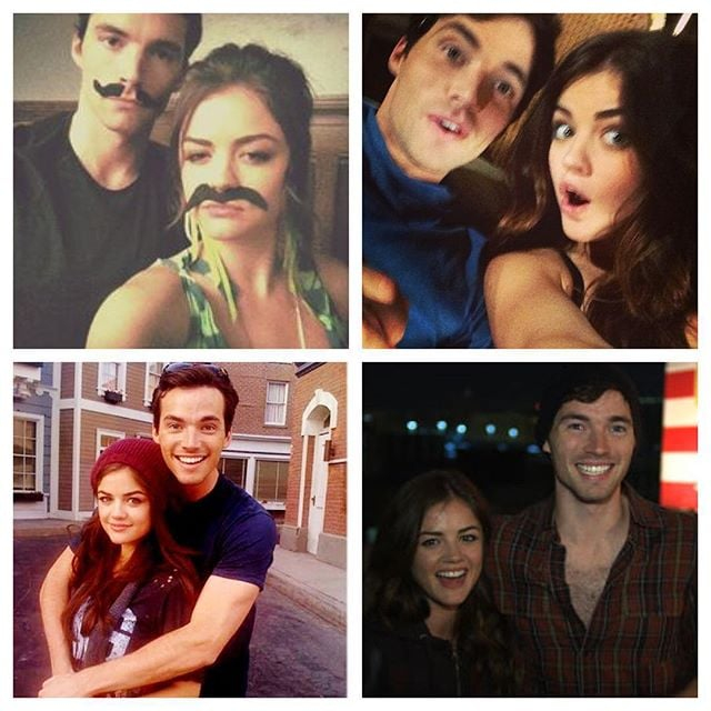 lucy hale and ian harding relationship 2015 calendar