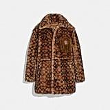 Shop Jennifer's Exact Coach Coat