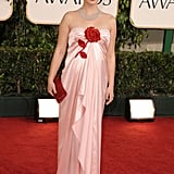 Natalie Portman in Viktor & Rolf at the 2011 Golden Globes