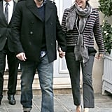 Ben Affleck and Jennifer Garner went to Paris for the French premiere of Argo in November, but the pair took advantage of the trip to do some romantic sightseeing and shopping in the City of Light.