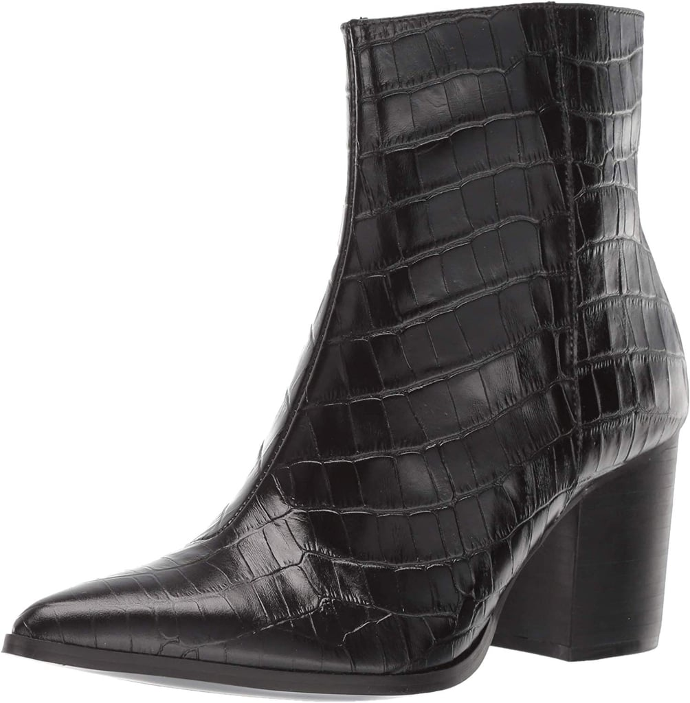 Jaggar Grounded Animal Skin Boots