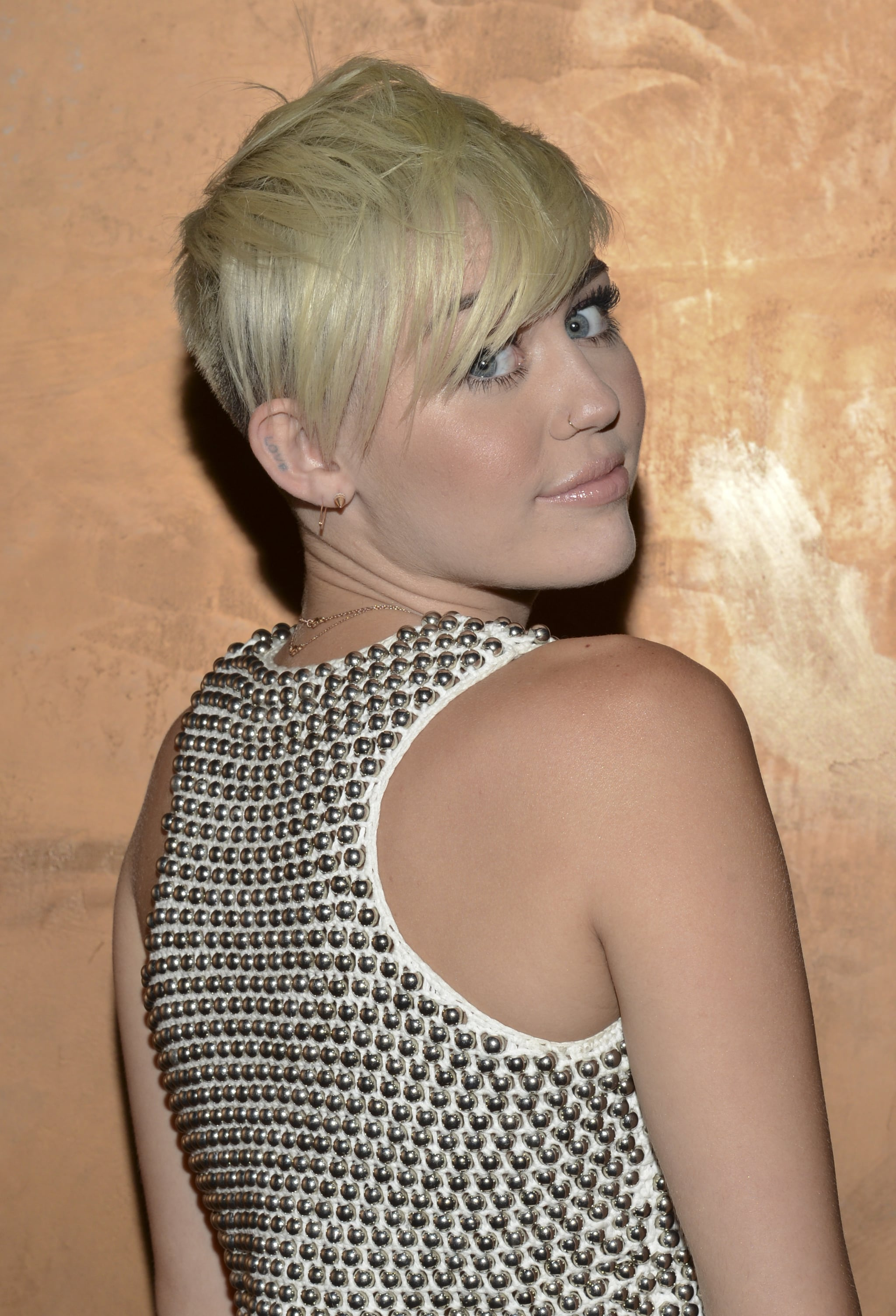 Miley Cyrus attended the City of Hope charity's gala in LA.