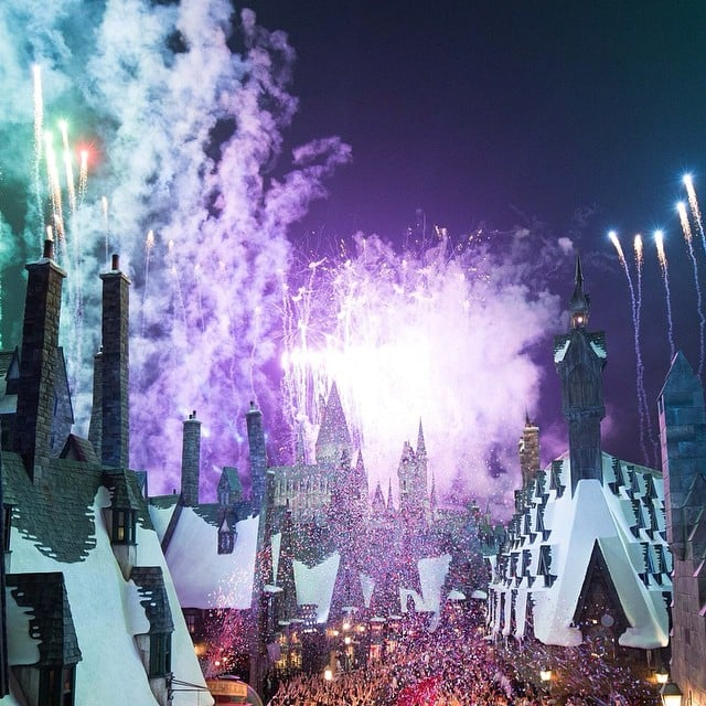 The Wizarding World of Harry Potter, Japan