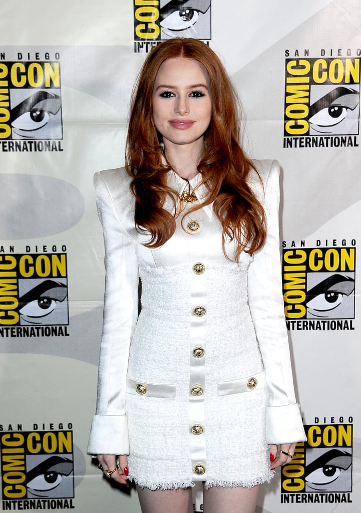 Madelaine Petsch at Comic-Con 2019
