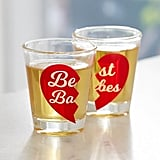 Urban Outfitters Best Babes Shot Glass Set