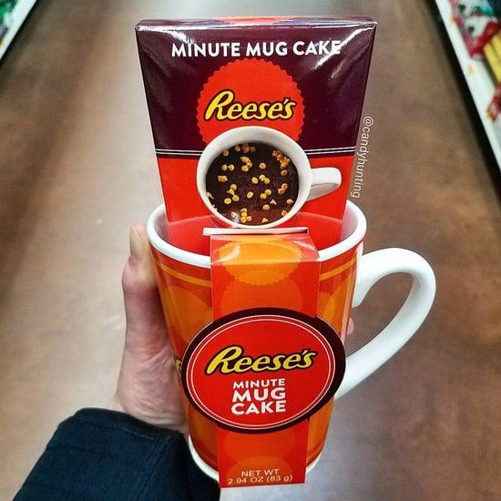 Reese's Minute Mug Cake