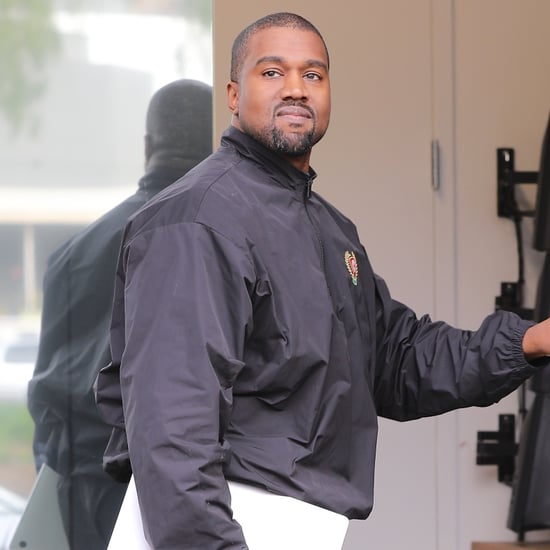 Kanye West Out in LA After Welcoming Third Child 2018
