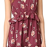Ella Moon Multi Ruffle Midi Dress