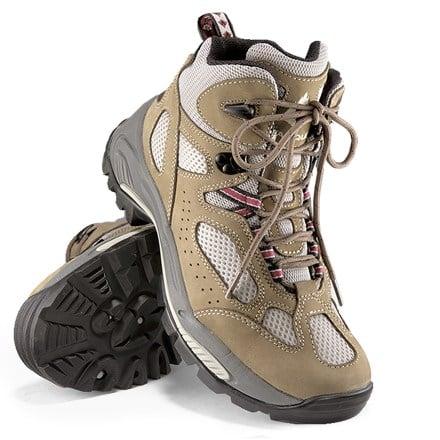 Get in Gear:  Lightweight Hiking Boots by Vasque