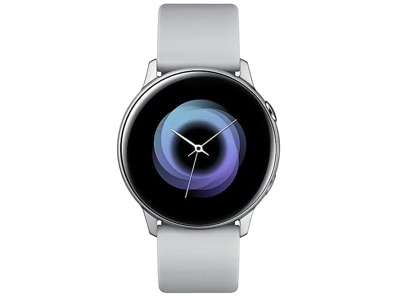 Galaxy Watch Active, Silver