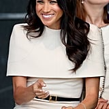 Pictures of Meghan Markle Laughing